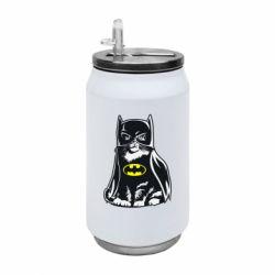 Термобанка 350ml Cat Batman
