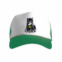 Дитяча кепка-тракер Cat Batman