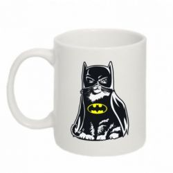 Кружка 320ml Cat Batman - FatLine