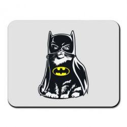 Коврик для мыши Cat Batman - FatLine