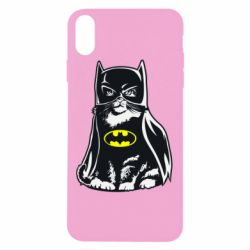 Чохол для iPhone X/Xs Cat Batman