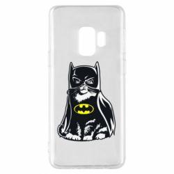Чохол для Samsung S9 Cat Batman