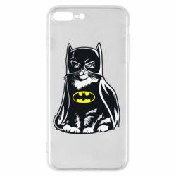 Чохол для iPhone 7 Plus Cat Batman
