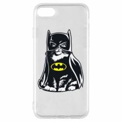 Чохол для iPhone 8 Cat Batman