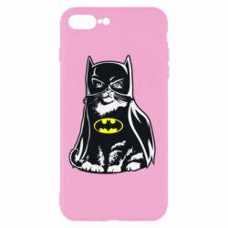 Чохол для iPhone 8 Plus Cat Batman