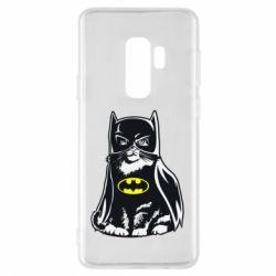 Чохол для Samsung S9+ Cat Batman