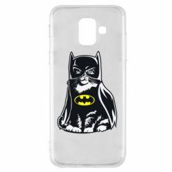 Чохол для Samsung A6 2018 Cat Batman