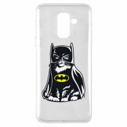 Чохол для Samsung A6+ 2018 Cat Batman