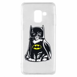 Чохол для Samsung A8 2018 Cat Batman