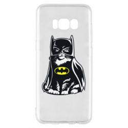 Чохол для Samsung S8 Cat Batman