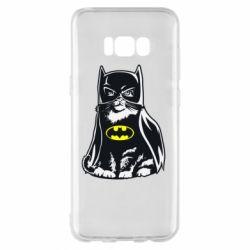Чохол для Samsung S8+ Cat Batman
