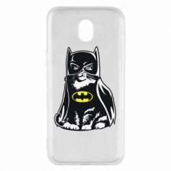 Чохол для Samsung J5 2017 Cat Batman