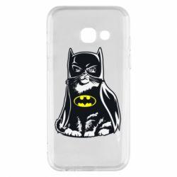 Чохол для Samsung A3 2017 Cat Batman