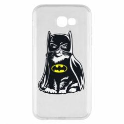 Чохол для Samsung A7 2017 Cat Batman