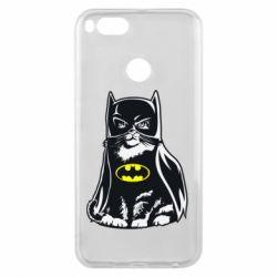 Чохол для Xiaomi Mi A1 Cat Batman