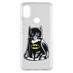 Чохол для Xiaomi Mi A2 Cat Batman