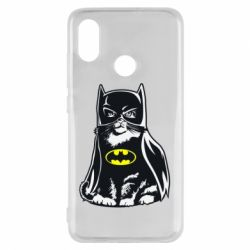 Чохол для Xiaomi Mi8 Cat Batman