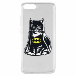Чохол для Xiaomi Mi Note 3 Cat Batman