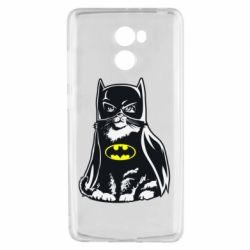 Чохол для Xiaomi Redmi 4 Cat Batman