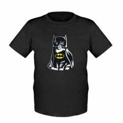 Детская футболка Cat Batman - FatLine