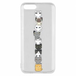 Чехол для Xiaomi Mi6 Cat breeds