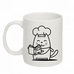 Кружка 320ml Cat cook