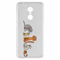 Чехол для Xiaomi Redmi 5 Cat family