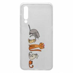 Чехол для Xiaomi Mi9 Cat family