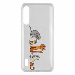 Чохол для Xiaomi Mi A3 Cat family