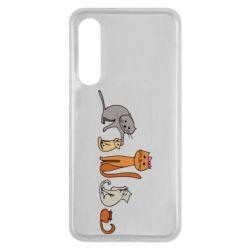Чехол для Xiaomi Mi9 SE Cat family