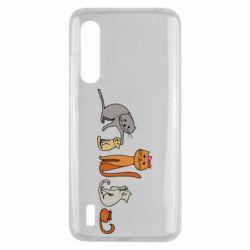 Чехол для Xiaomi Mi9 Lite Cat family