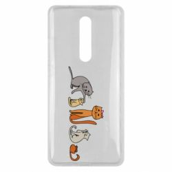 Чехол для Xiaomi Mi9T Cat family