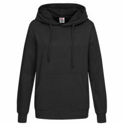 Женская толстовка Cat in American Flag T-shirt
