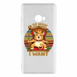 Чехол для Xiaomi Mi Note 2 Cat king