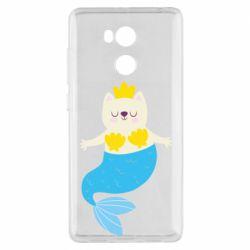 Чехол для Xiaomi Redmi 4 Pro/Prime Cat-mermaid
