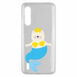 Чехол для Xiaomi Mi9 Lite Cat-mermaid