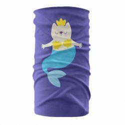 Бандана-труба Cat-mermaid