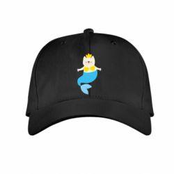 Дитяча кепка Cat-mermaid