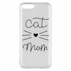 Чохол для Xiaomi Mi6 Cat mom