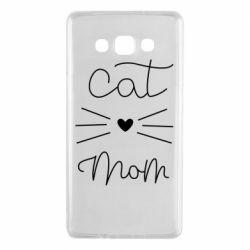 Чохол для Samsung A7 2015 Cat mom