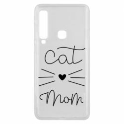 Чохол для Samsung A9 2018 Cat mom