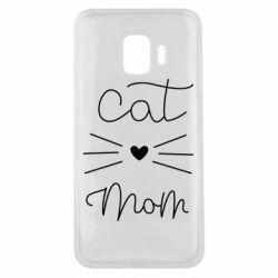Чохол для Samsung J2 Core Cat mom