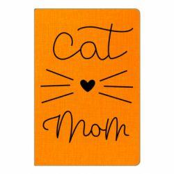 Блокнот А5 Cat mom