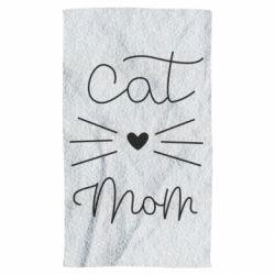 Рушник Cat mom