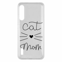 Чохол для Xiaomi Mi A3 Cat mom