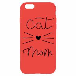Чохол для iPhone 6/6S Cat mom
