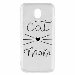 Чохол для Samsung J5 2017 Cat mom