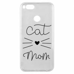 Чохол для Xiaomi Mi A1 Cat mom