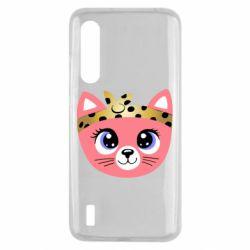 Чехол для Xiaomi Mi9 Lite Cat pink