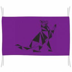 Прапор Cat polygon